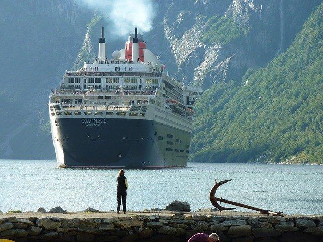 ship, passenger ship, cruise ship