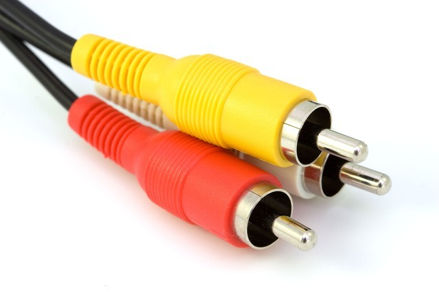 audio, video, cable
